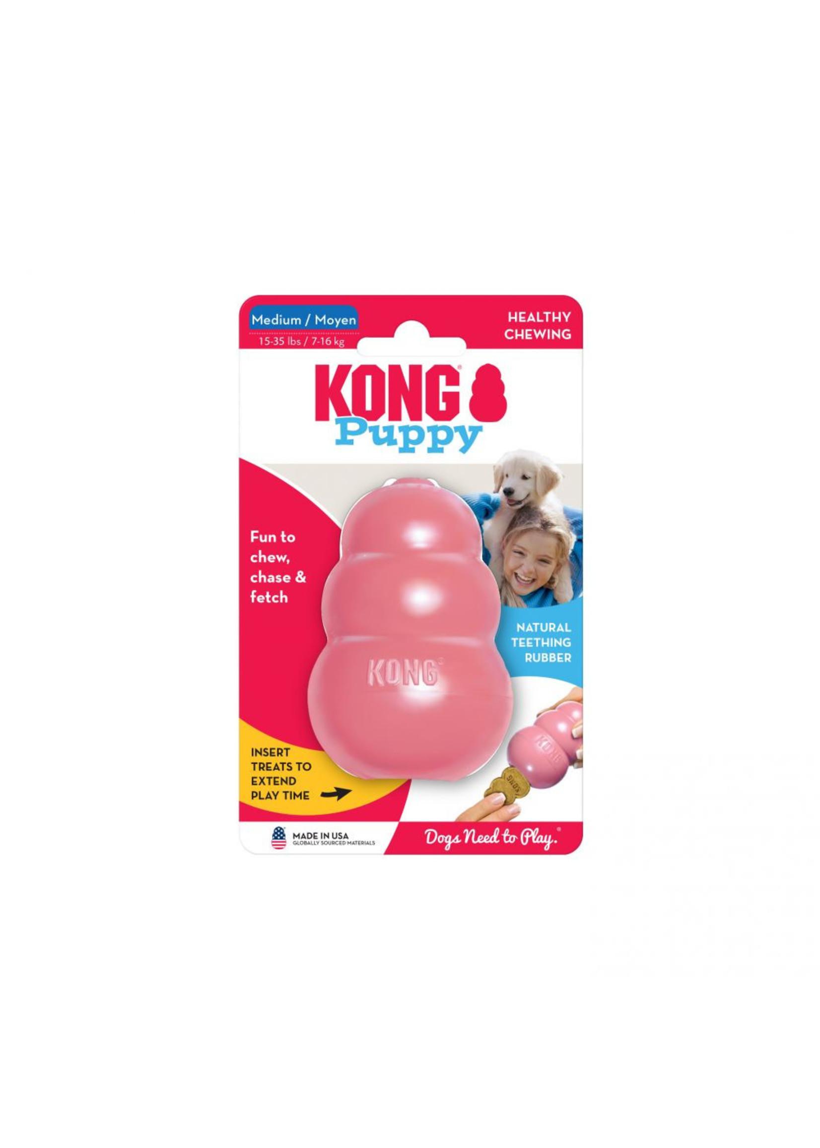 Kong Kong Puppy Med