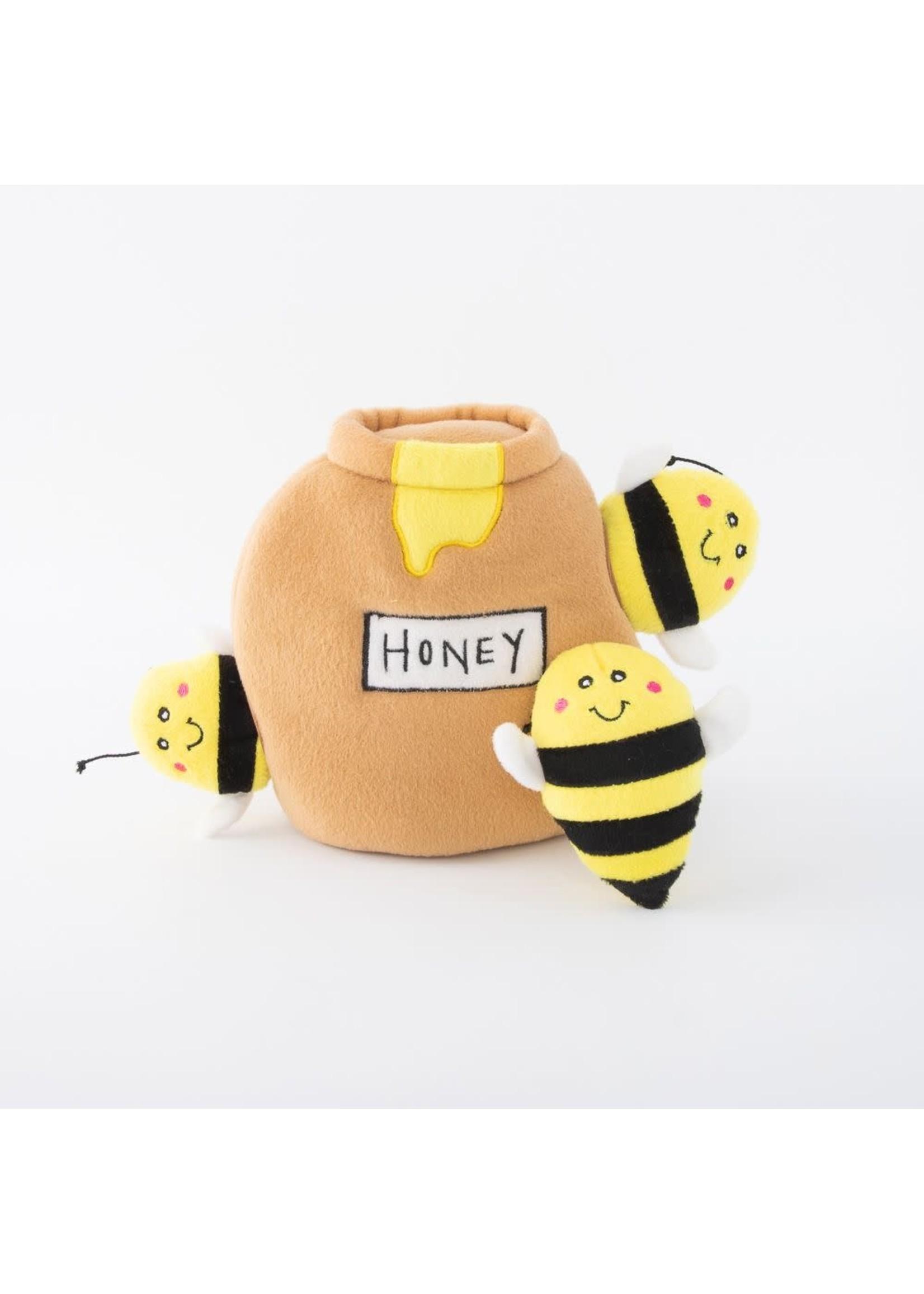 Zippy Burrow Honey Pot Bees