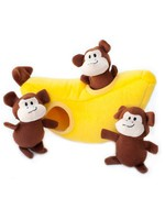 Zippy Burrow Monkeys n' Banana