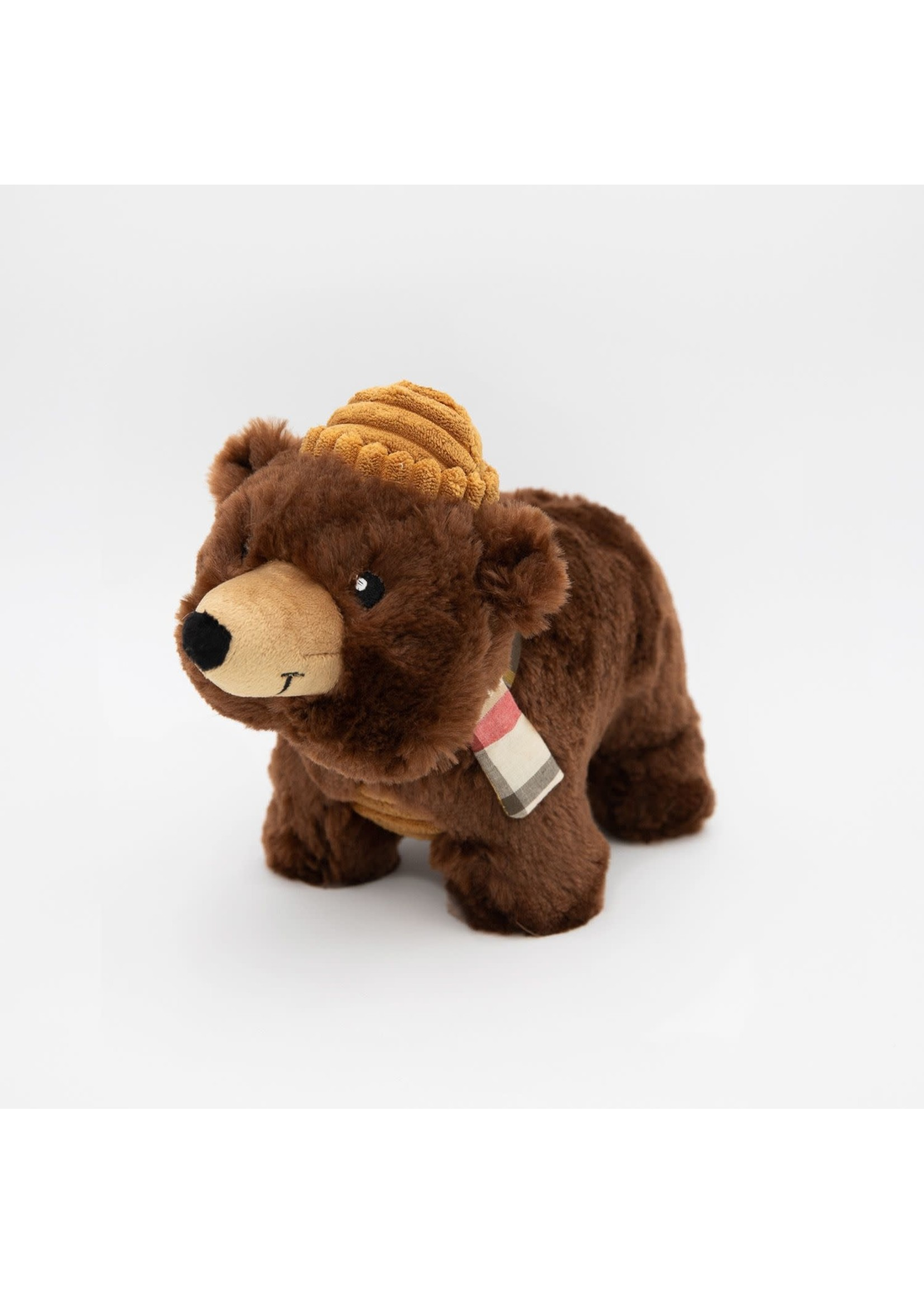 Zippy Grunter Bear