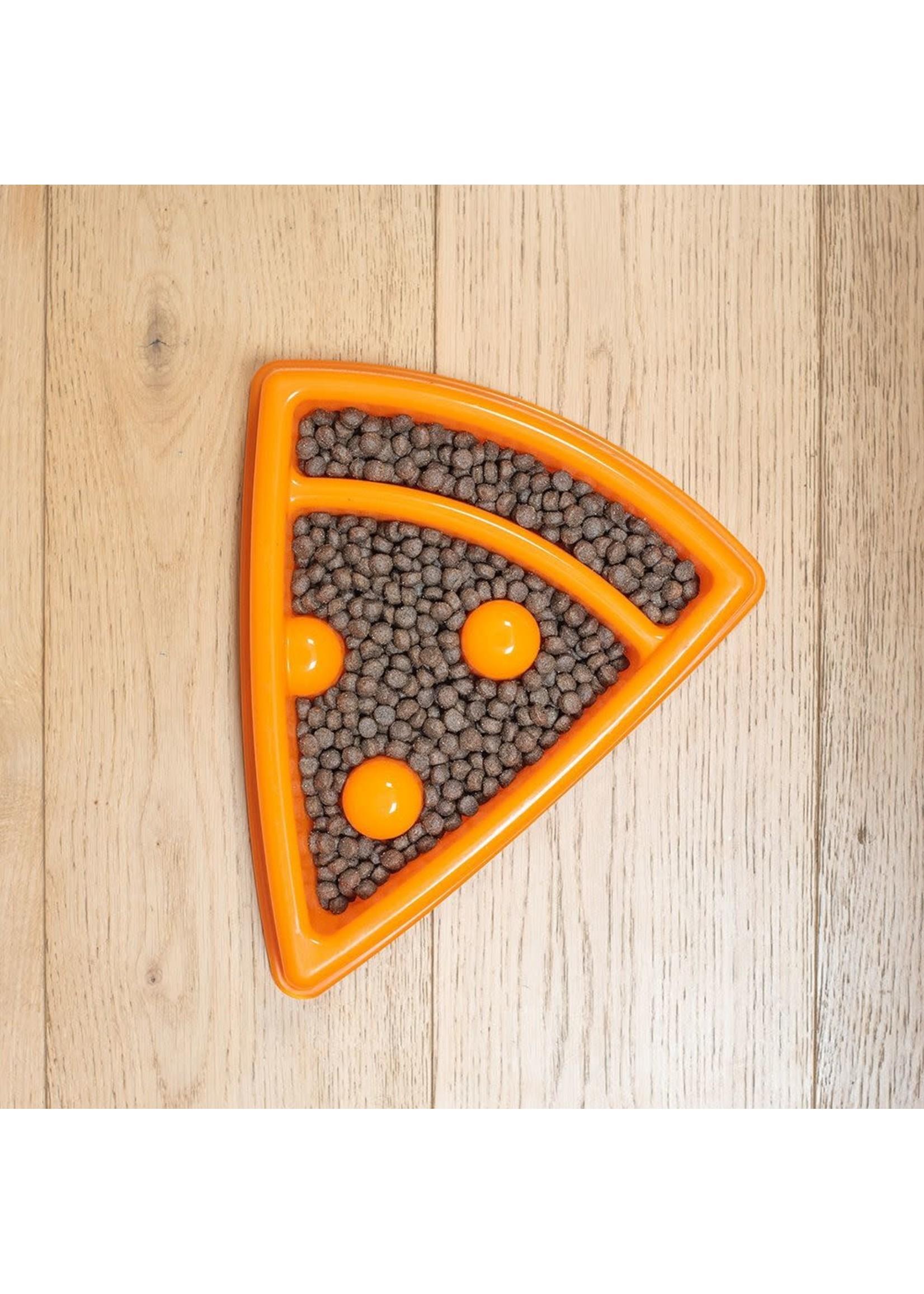 Zippy Paws Happy Bowl Pizza