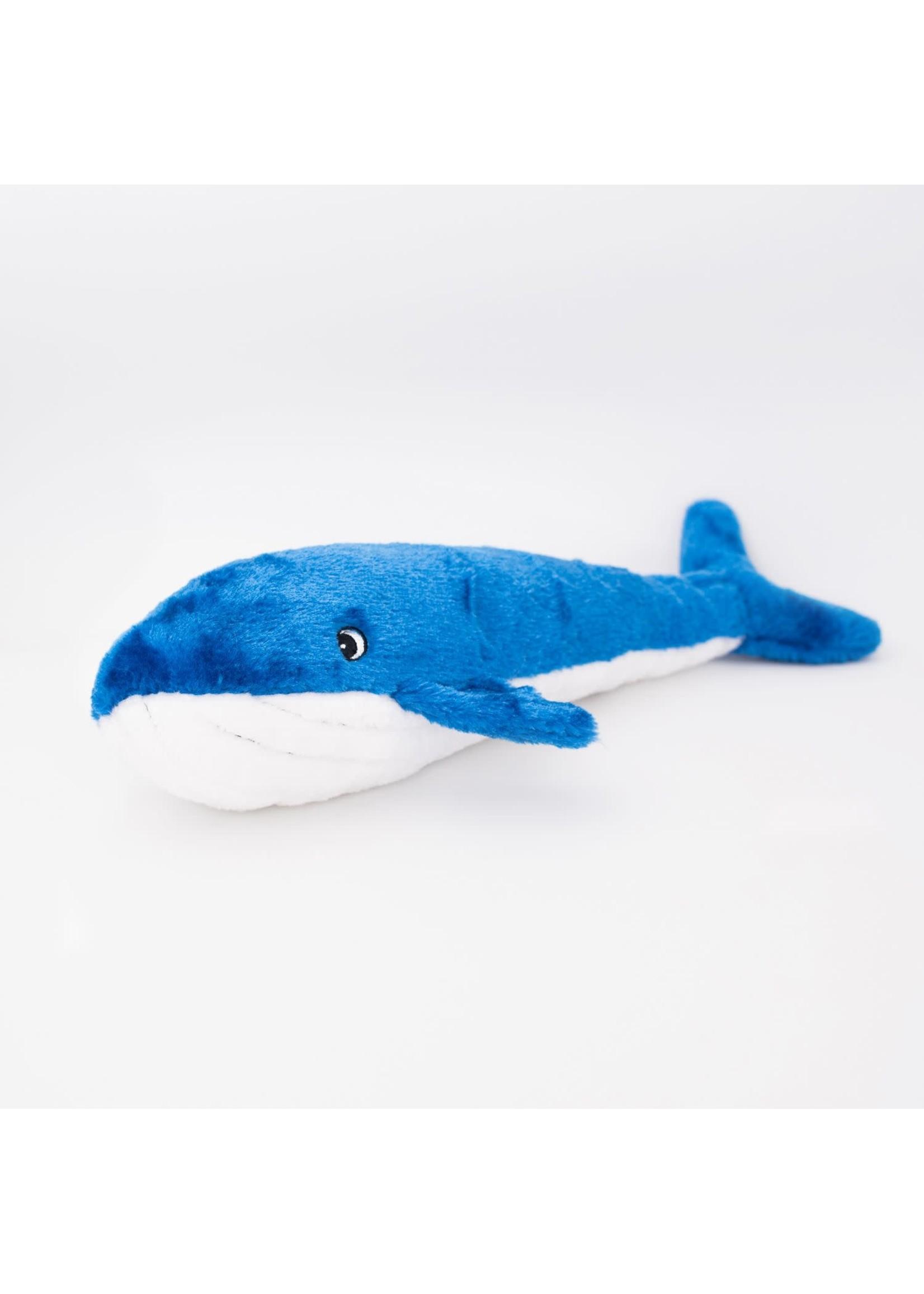 Zippy Paws Zippy Paws Jigglerz Blue Whale