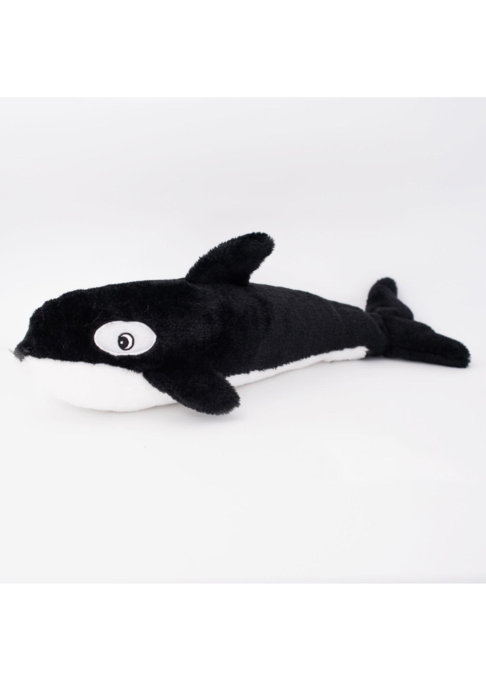 Zippy Paws Zippy Paws Jigglerz Killer Whale