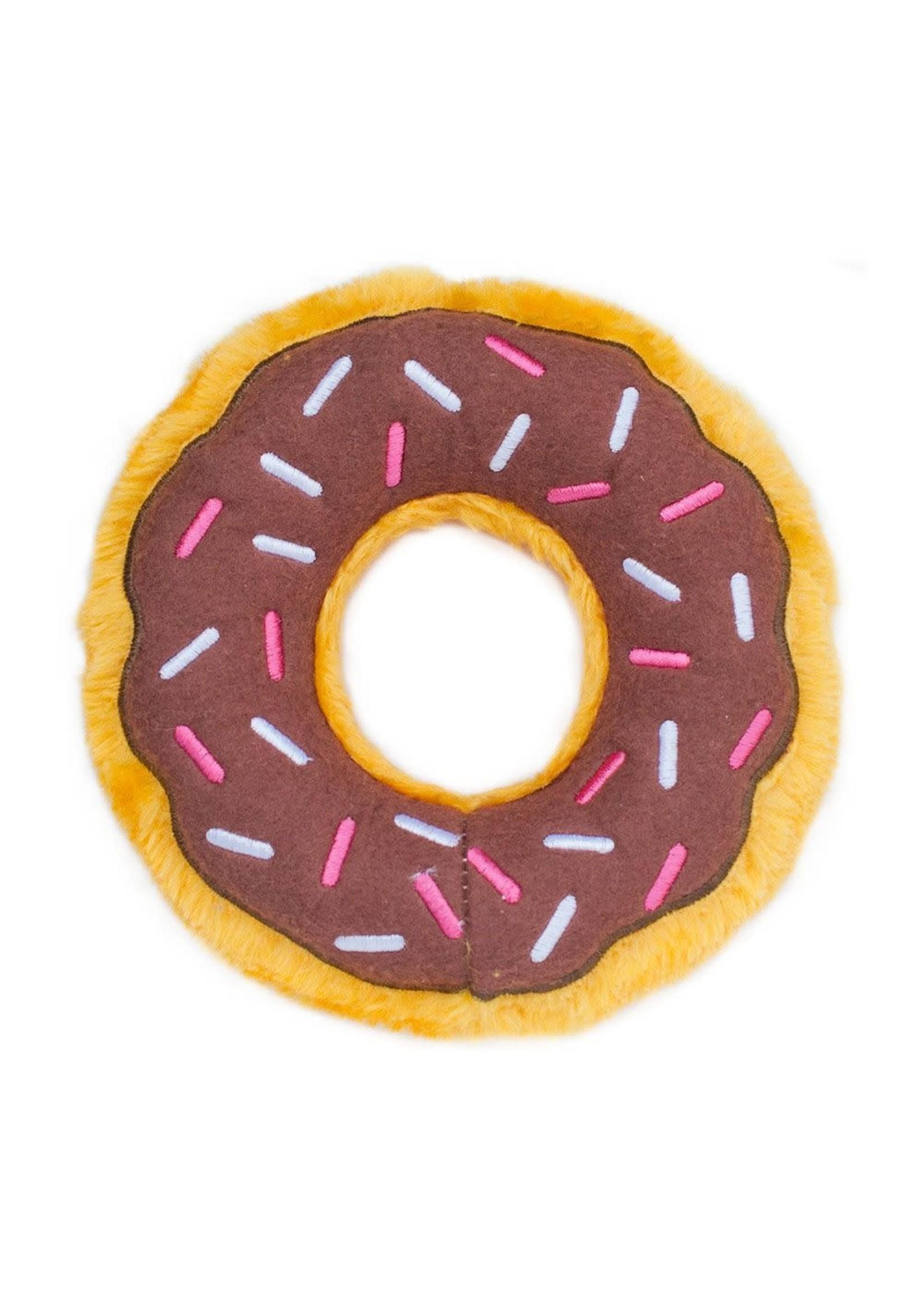 Zippy Chocolate Donut