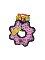 VIP Products/Tuffy VIP Tuffy Jr. Gear Ring Pink Leopard