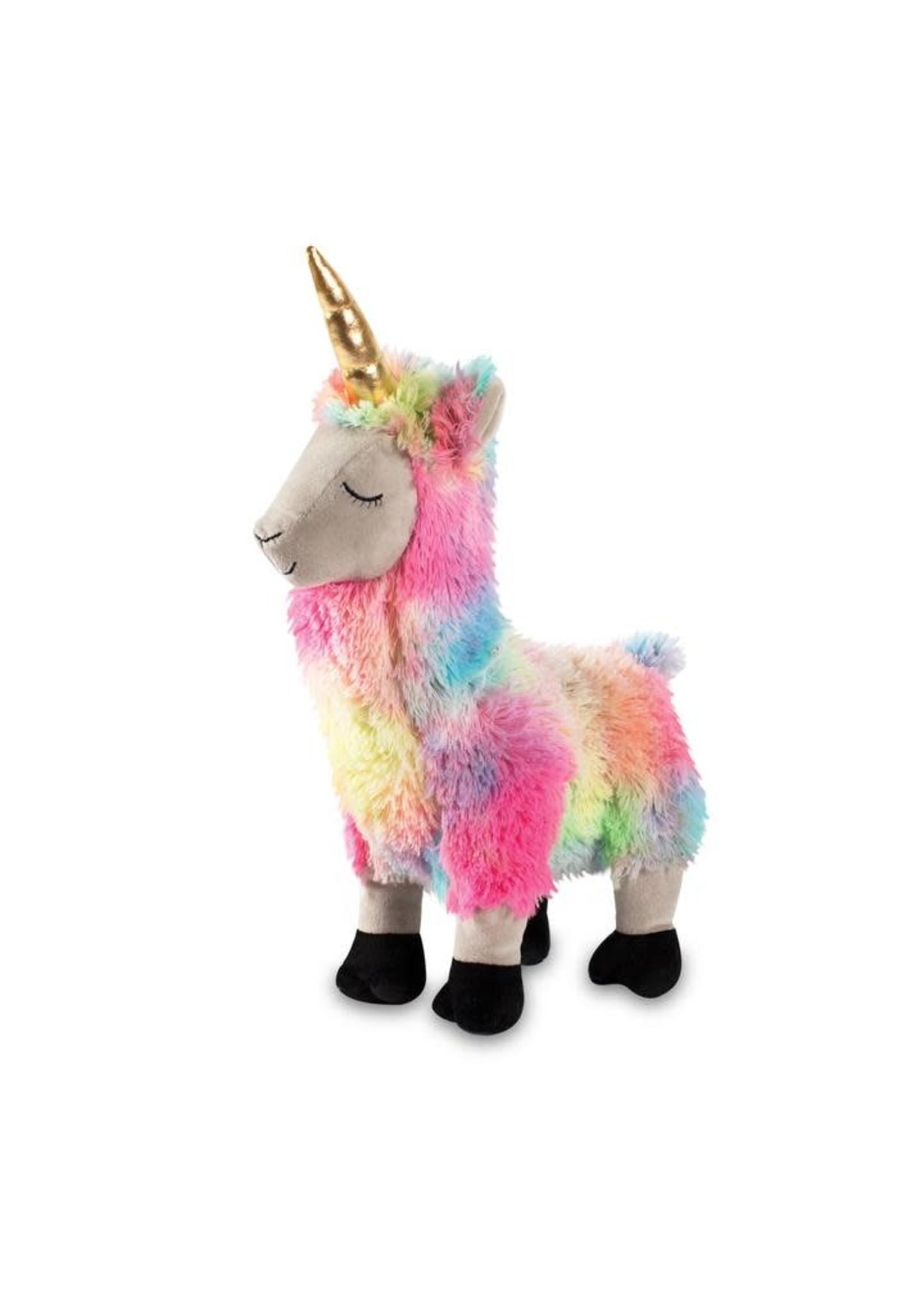 Pet Shop by Fringe Fringe Rainbow Llamacorn Large