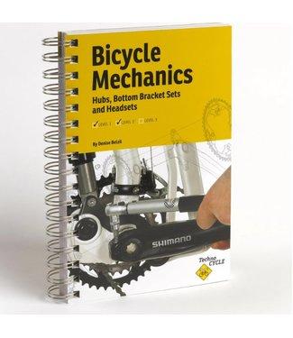 Livre de Mécanique (Anglais): Les roulements (moyeux, jeux de pedalier et jeux de direction)