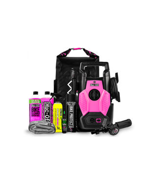 Muc-Off Pressure Washer Bike Bundle, Kit
