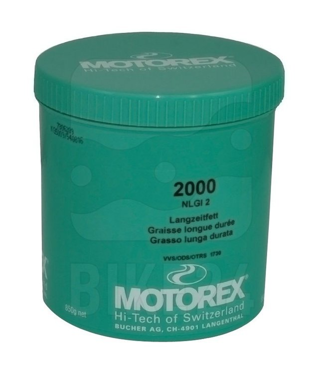 Motorex Lubrifiants Vélo 2000 - 850G