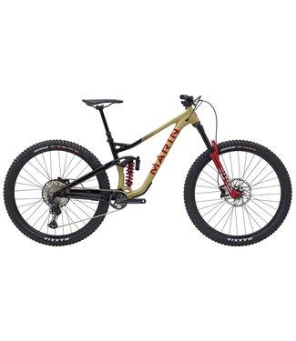 """Marin 2021 Alpine Trail XR 29"""" Tan/Black/Red"""