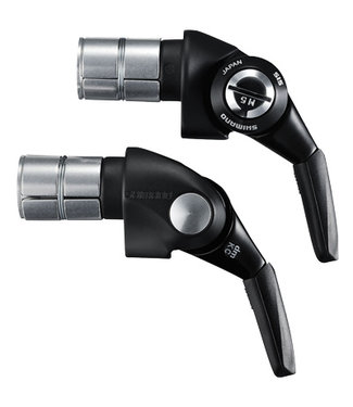 Shimano SHIFT LEVER BAR END TYPE, SL-BSR1, DURA-ACE, 2/3X11-SPEE
