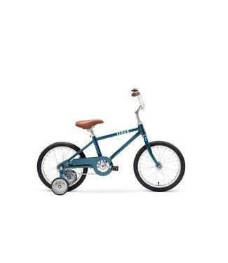 Linus Lil' Roadster 1 16''MET, Bleu