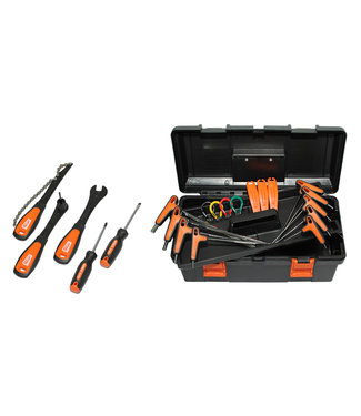 SUPER B 21Pcs bicycle tool set