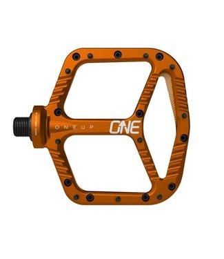 OneUp Components Pédales en aluminium - Orange