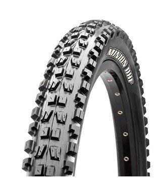 Maxxis Minion DHF, Tire, 27.5''x2.50, Folding, Tubeless Ready, 3C Maxx Terra, EXO+, Wide Trail, 120TPI, Black