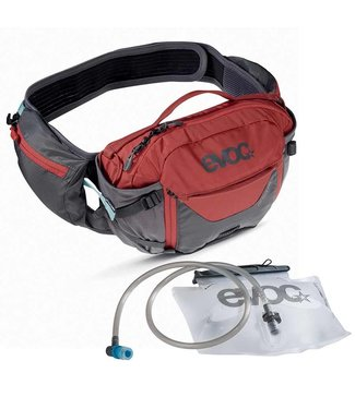 EVOC Hip Pack Pro 3L + Réservoir 1.5L