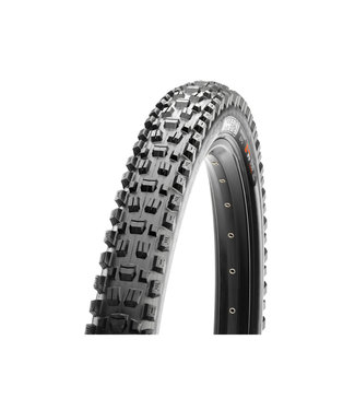 Maxxis Assegai, Tire, 29''x2.50, Folding, Tubeless Ready, 3C Maxx Grip, Double Down, Wide Trail, 120x2TPI, Black