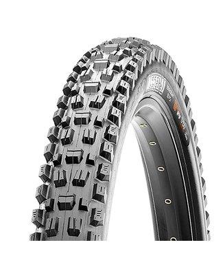 Maxxis Assegai, Tire, 27.5''x2.50, Folding, Tubeless Ready, 3C Maxx Grip, Double Down, Wide Trail, 120x2TPI, Black