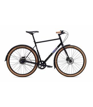 Marin 2019 Nicasio RC, Noir Gloss, 52 cm