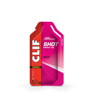 Clif Shot, Raspberry