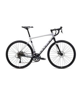 Marin 2021 Gestalt, Gloss Black/Silver, 50