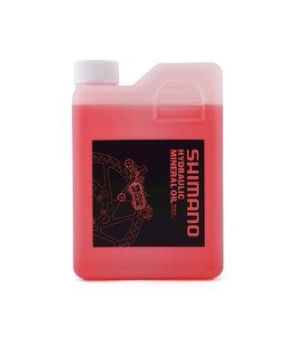 Shimano Huile minérale hydraulique, 500 ml