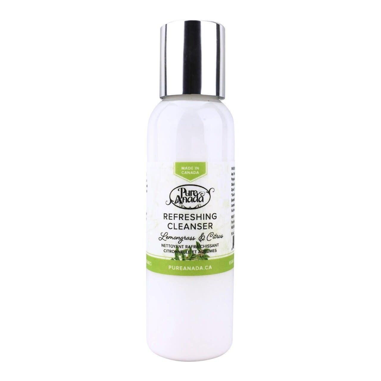 Refreshing Cleanser - Lemongrass & Citrus-2