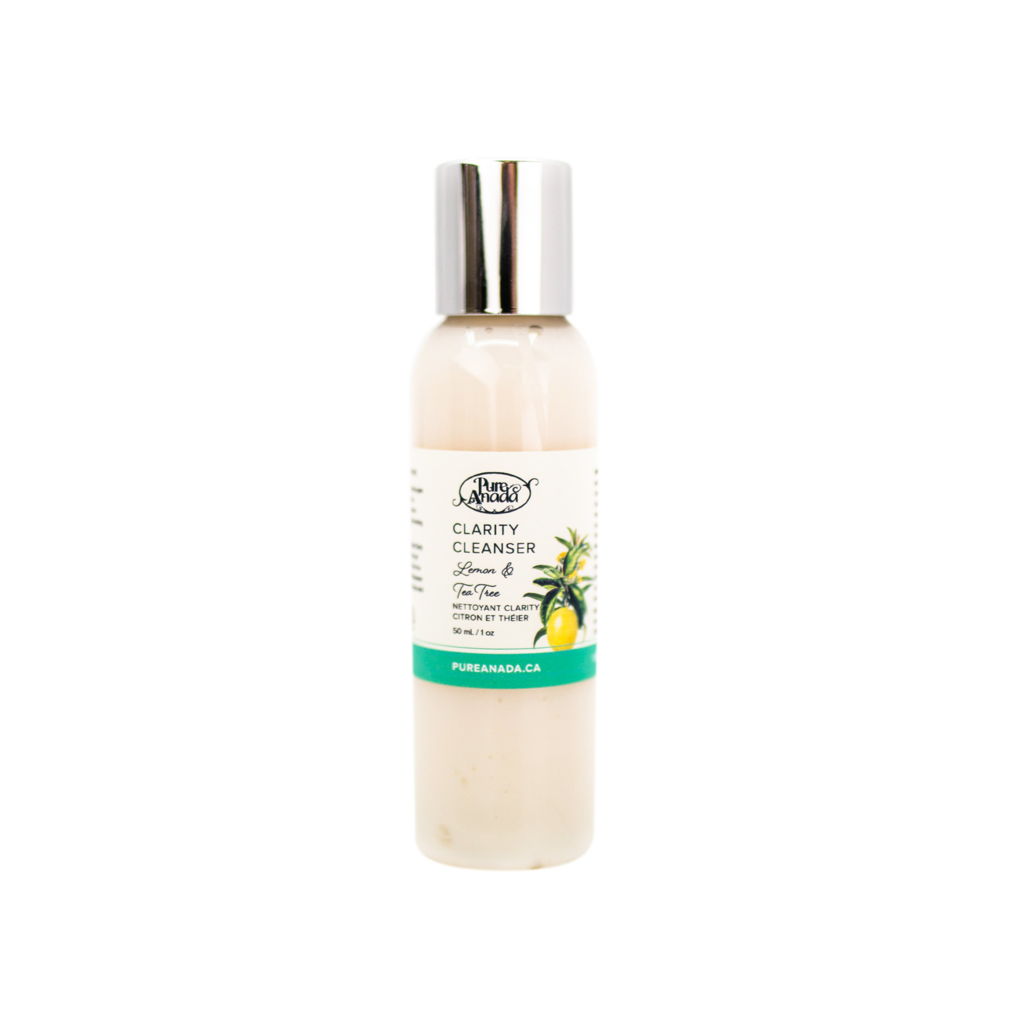 Clarity Cleanser - Lemon & Tea Tree-2