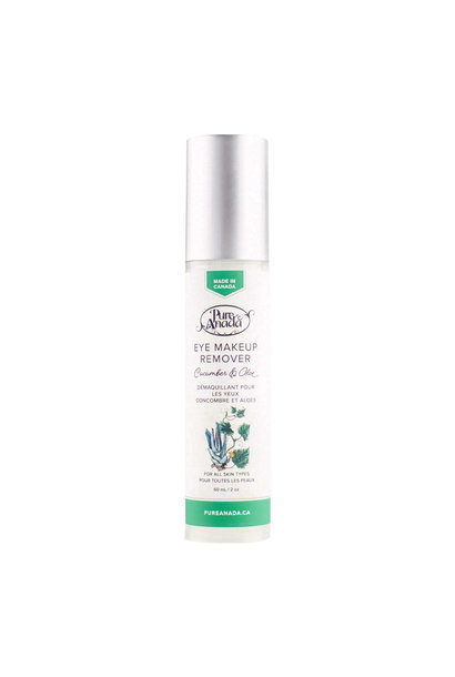 Eye Makeup Remover - Cucumber & Aloe