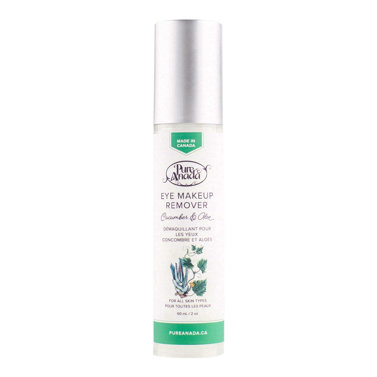 Eye Makeup Remover - Cucumber & Aloe-1