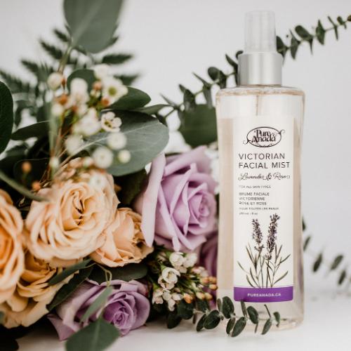Victorian Facial Mist - Lavender & Rose-3