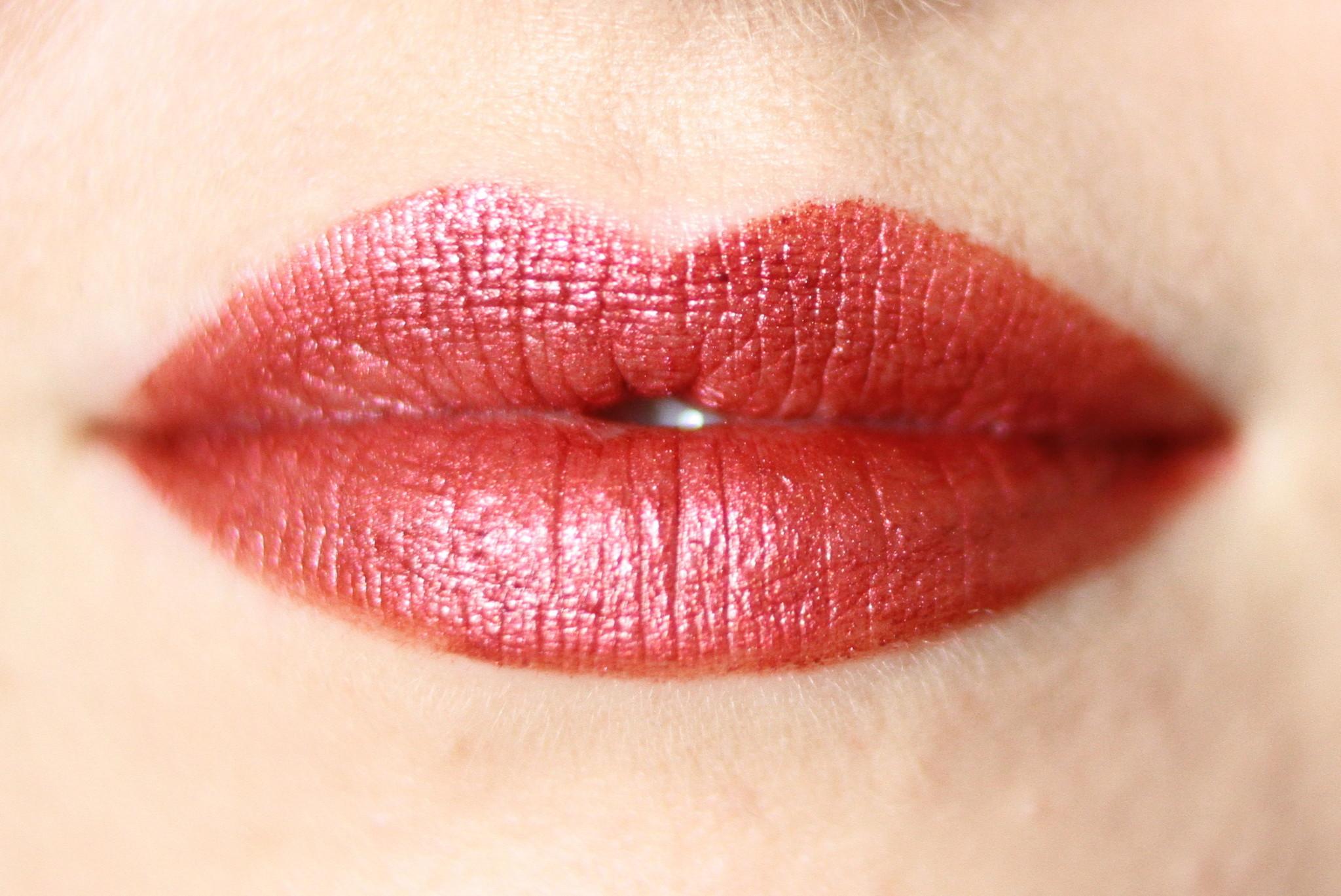 Petal Perfect Lipstick - Ruby-4