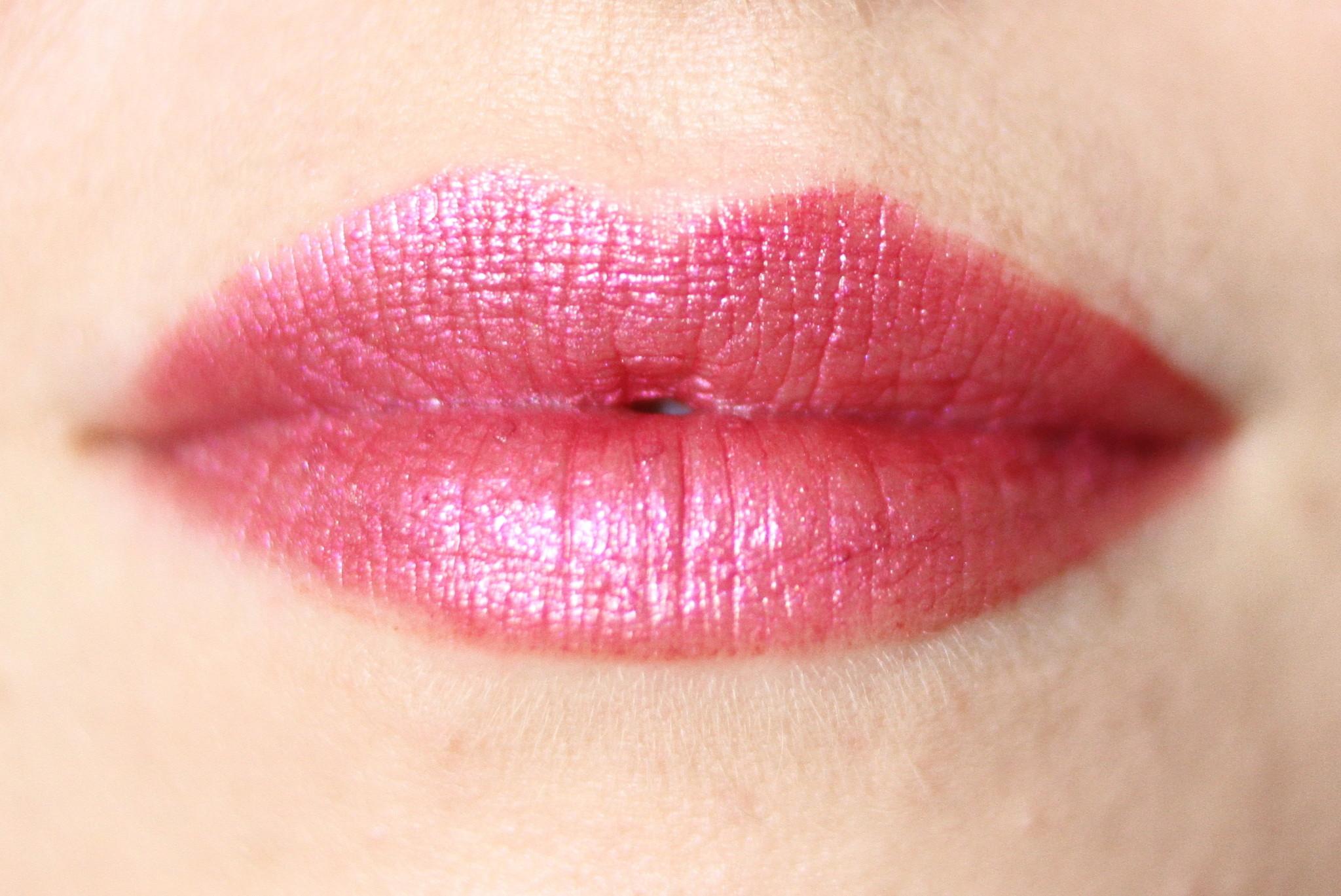 Petal Perfect Lipstick - Strawberry Cream-5