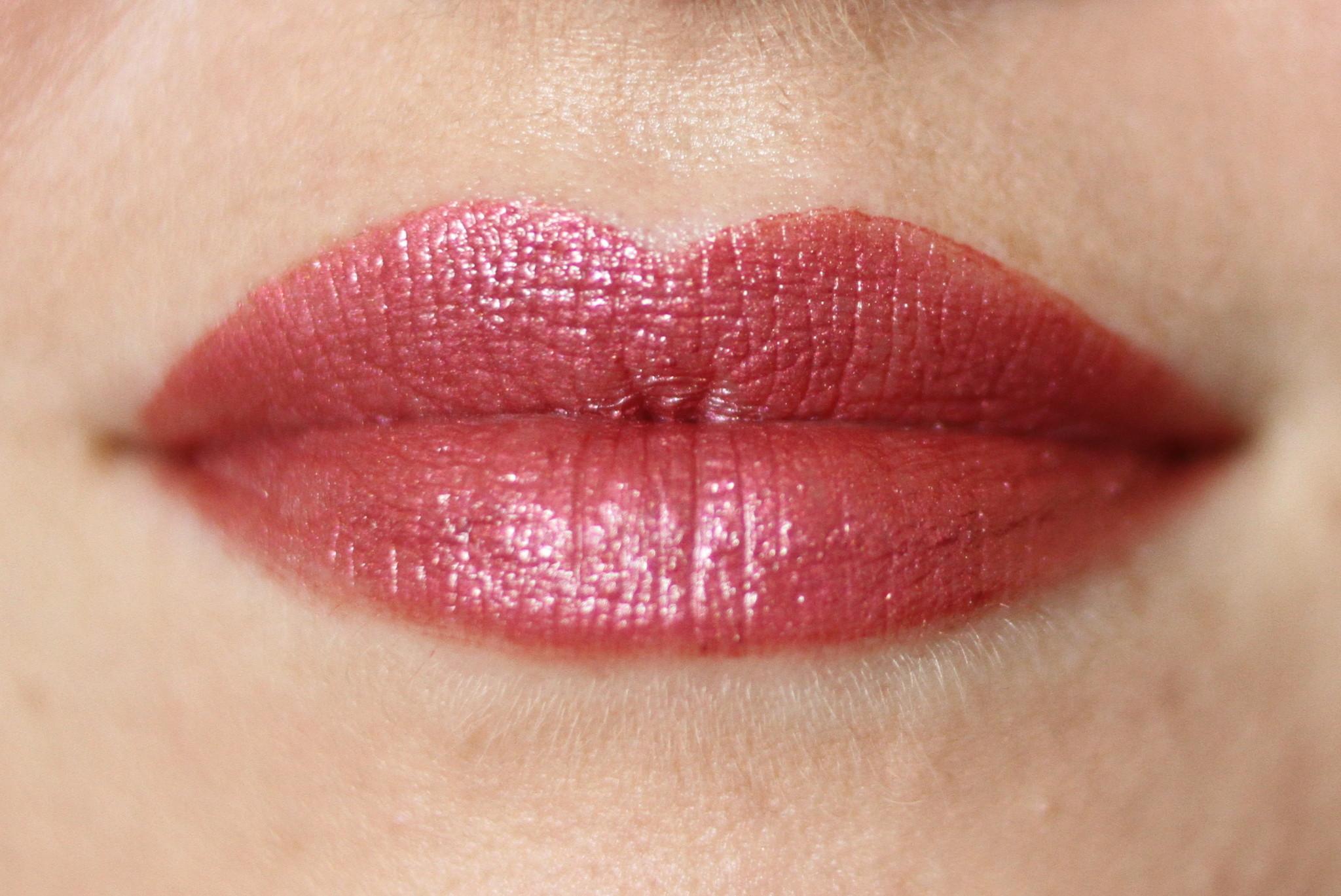 Petal Perfect Lipstick - Petunia-4