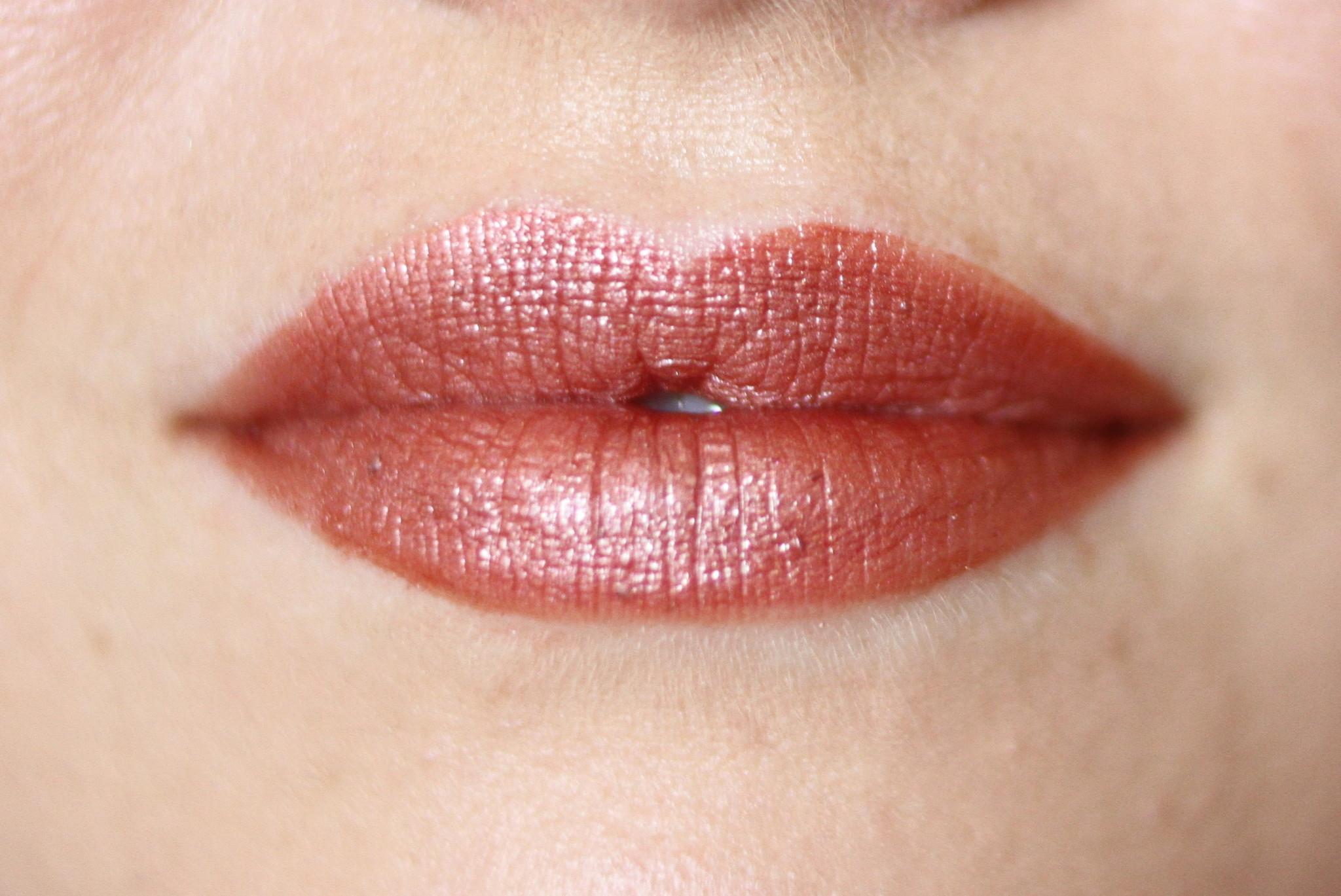 Petal Perfect Lipstick - Morden's Blush-4