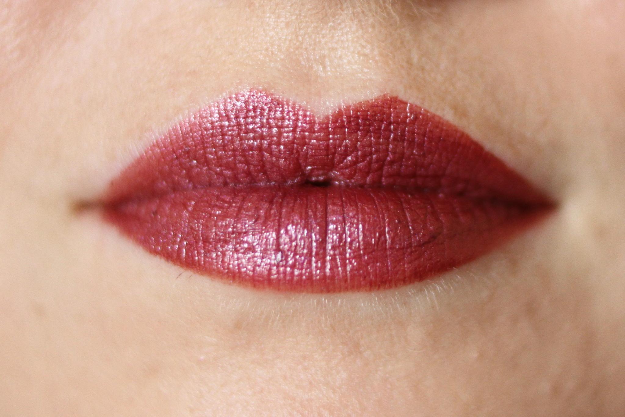 Petal Perfect Lipstick - Hibiscus-4