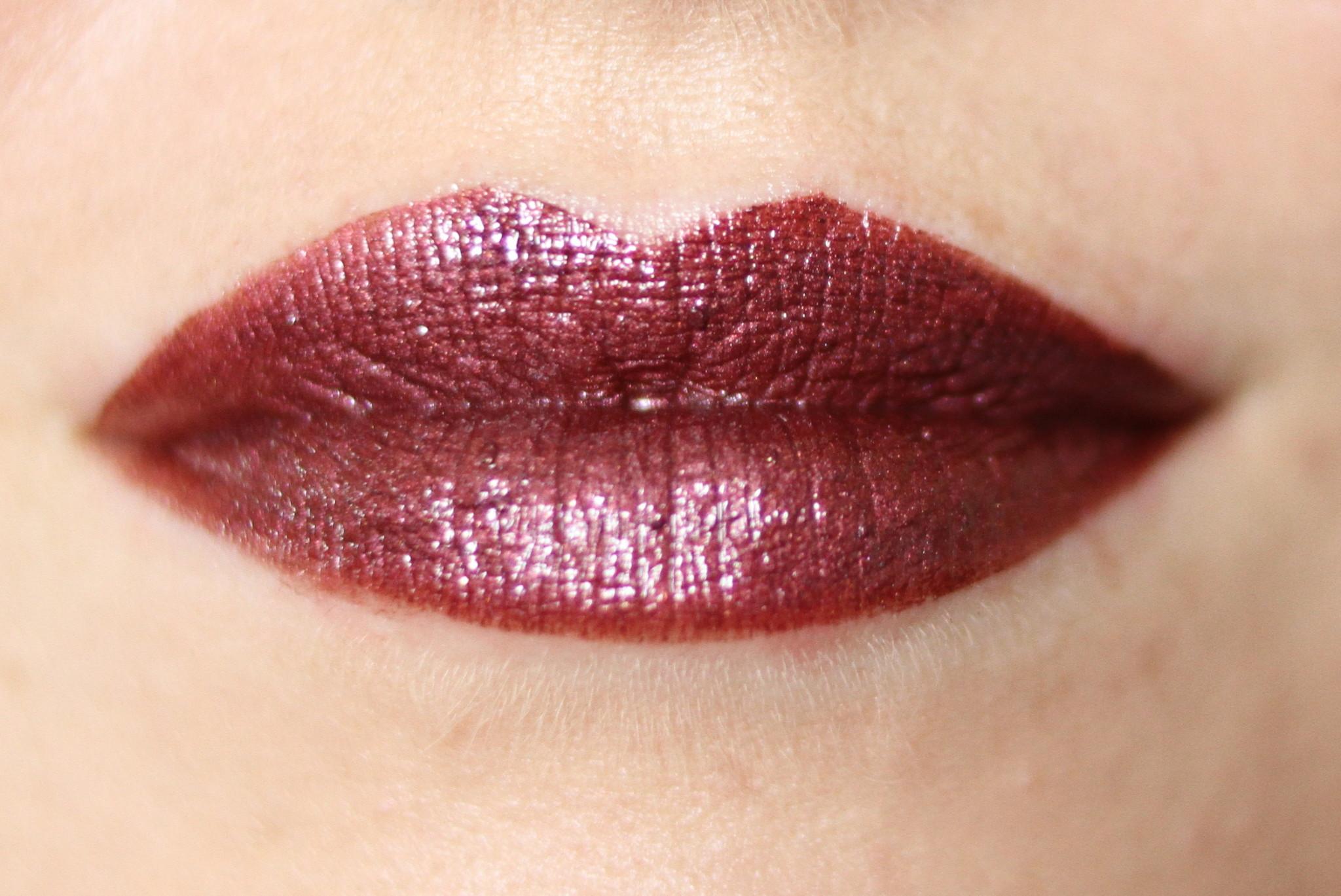 Petal Perfect Lipstick - Bordeaux Cherry-4
