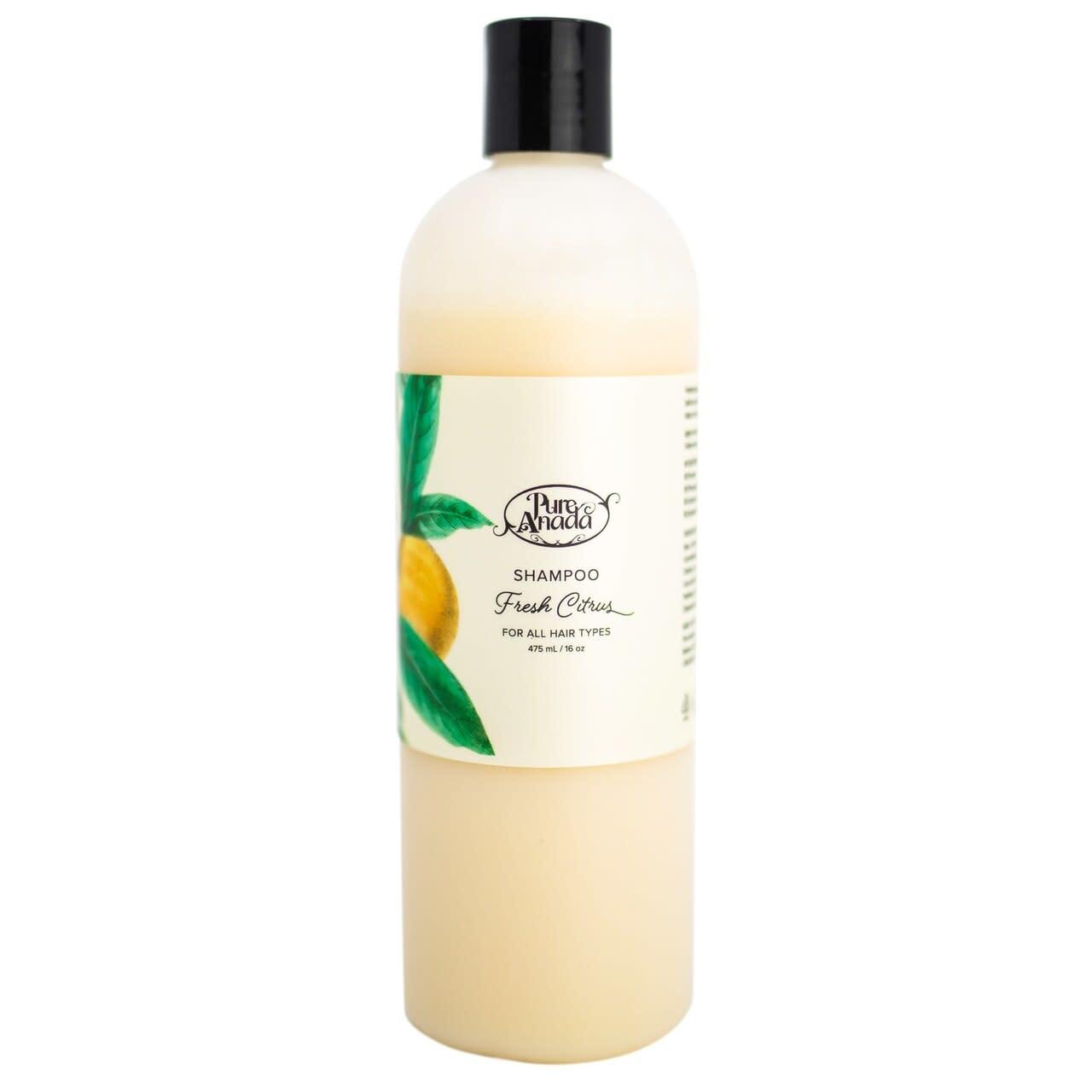 Shampoo - Fresh Citrus-1