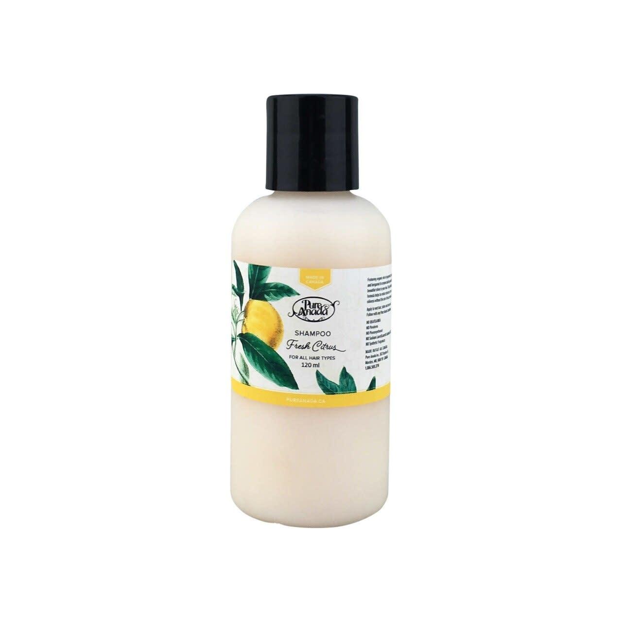 Shampoo - Fresh Citrus-2