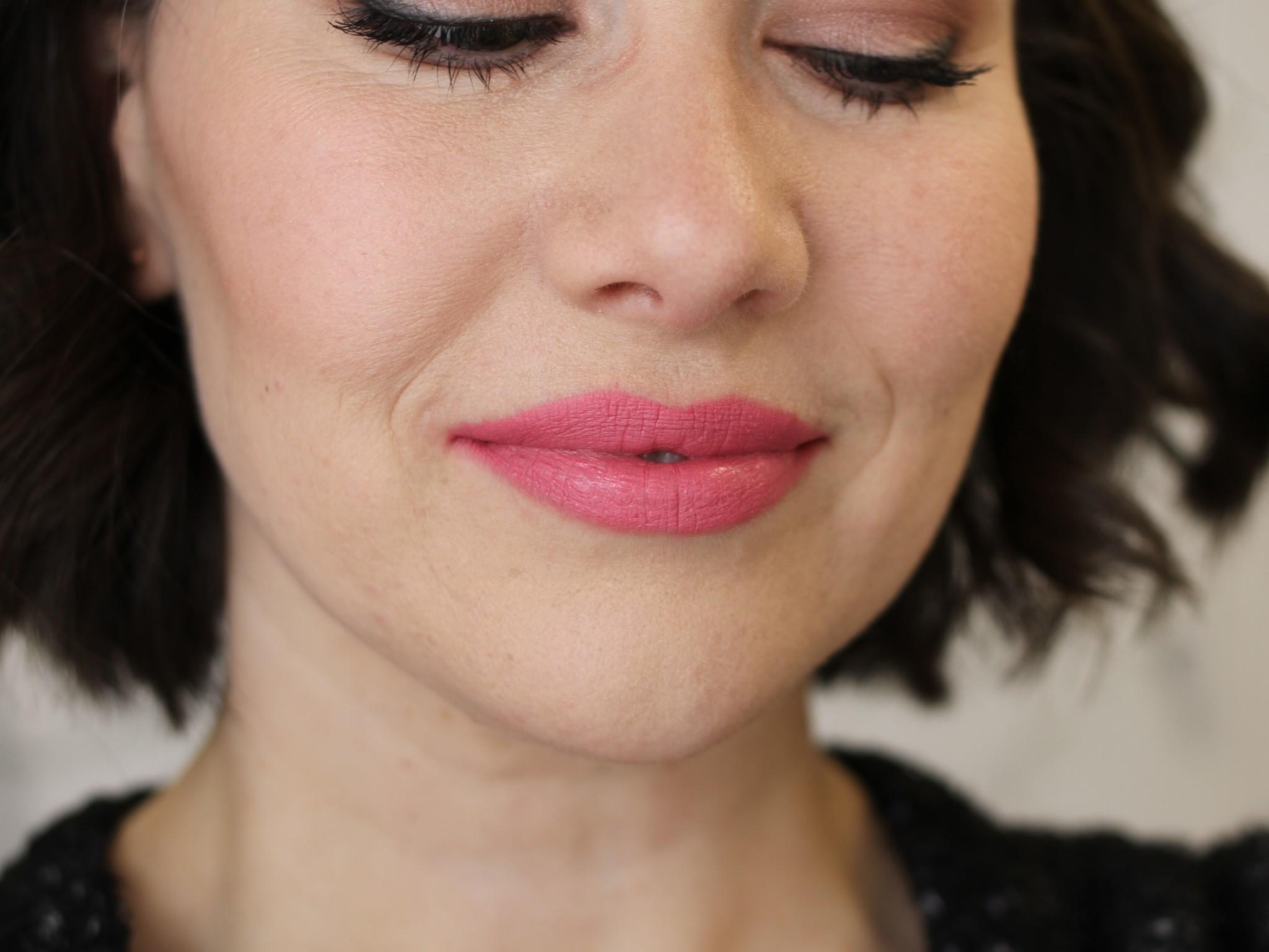 Lavish Natural Lipstick - Esteem (Matte)-2
