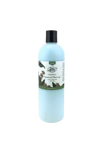 Shampoo - Peppermint Rosemary
