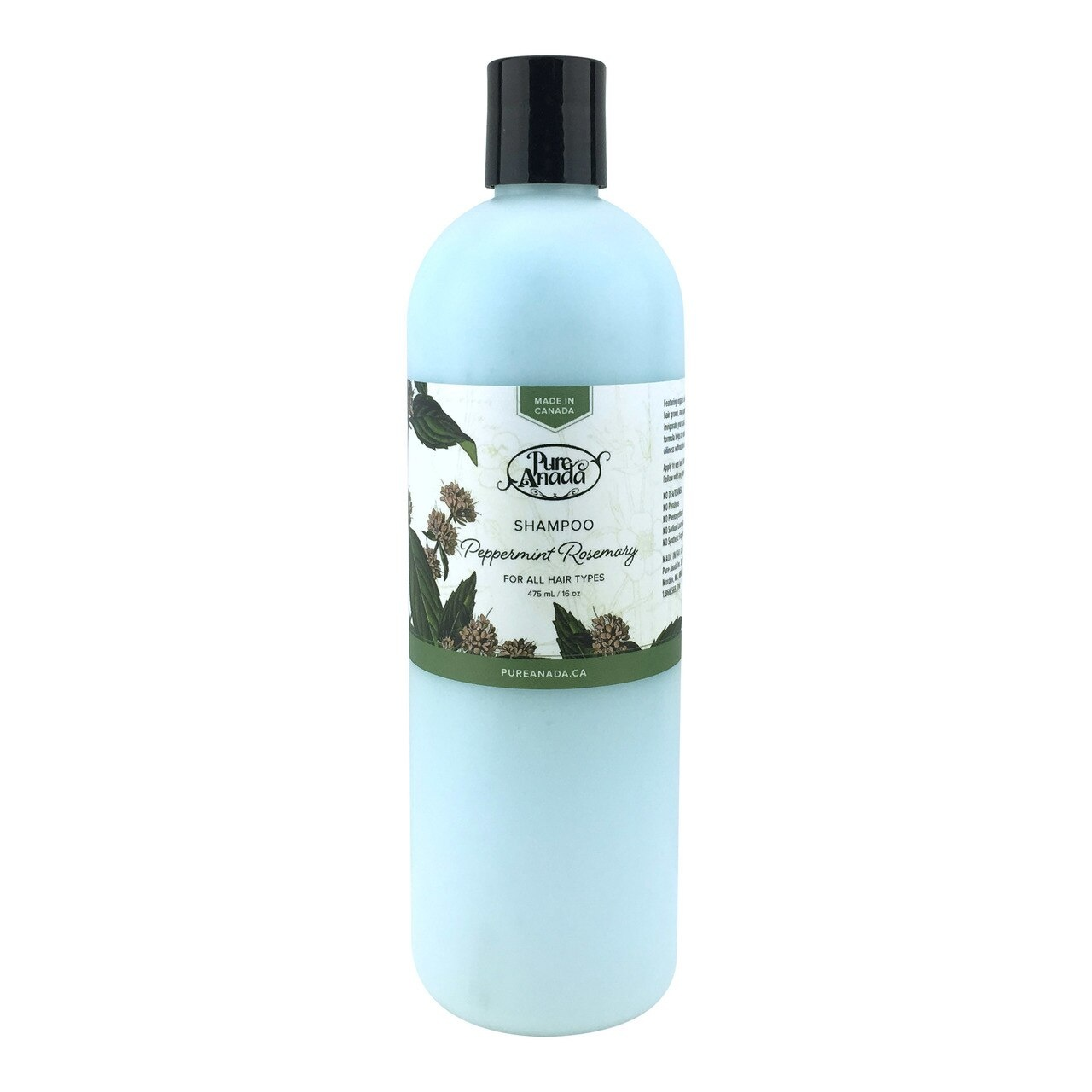 Shampoo - Peppermint Rosemary-1