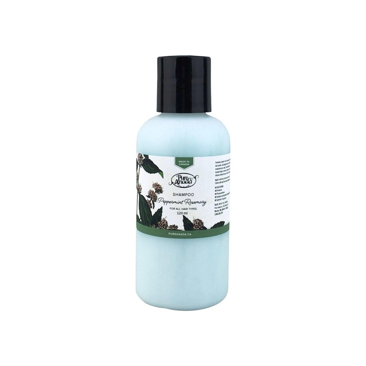 Shampoo - Peppermint Rosemary-2
