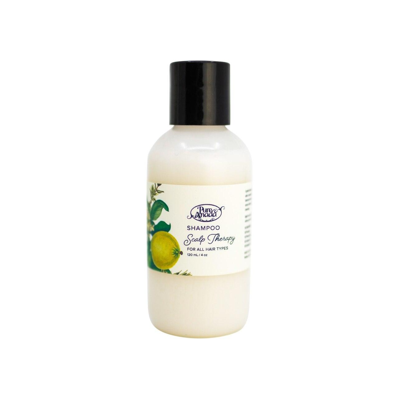Shampoo - Scalp Therapy with Lemon & Tea Tree-2