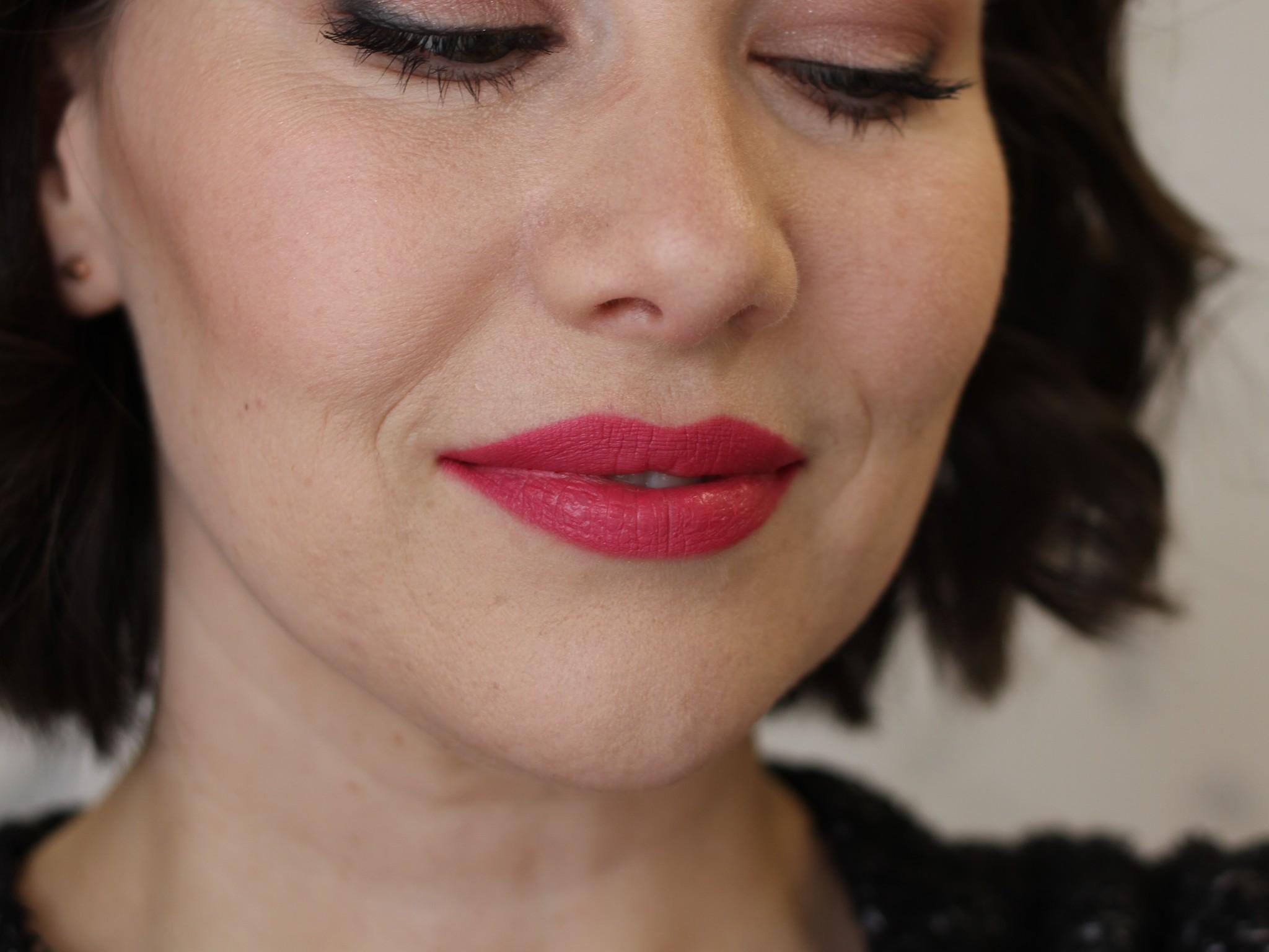 Lavish Natural Lipstick - Splendor (Matte)-2