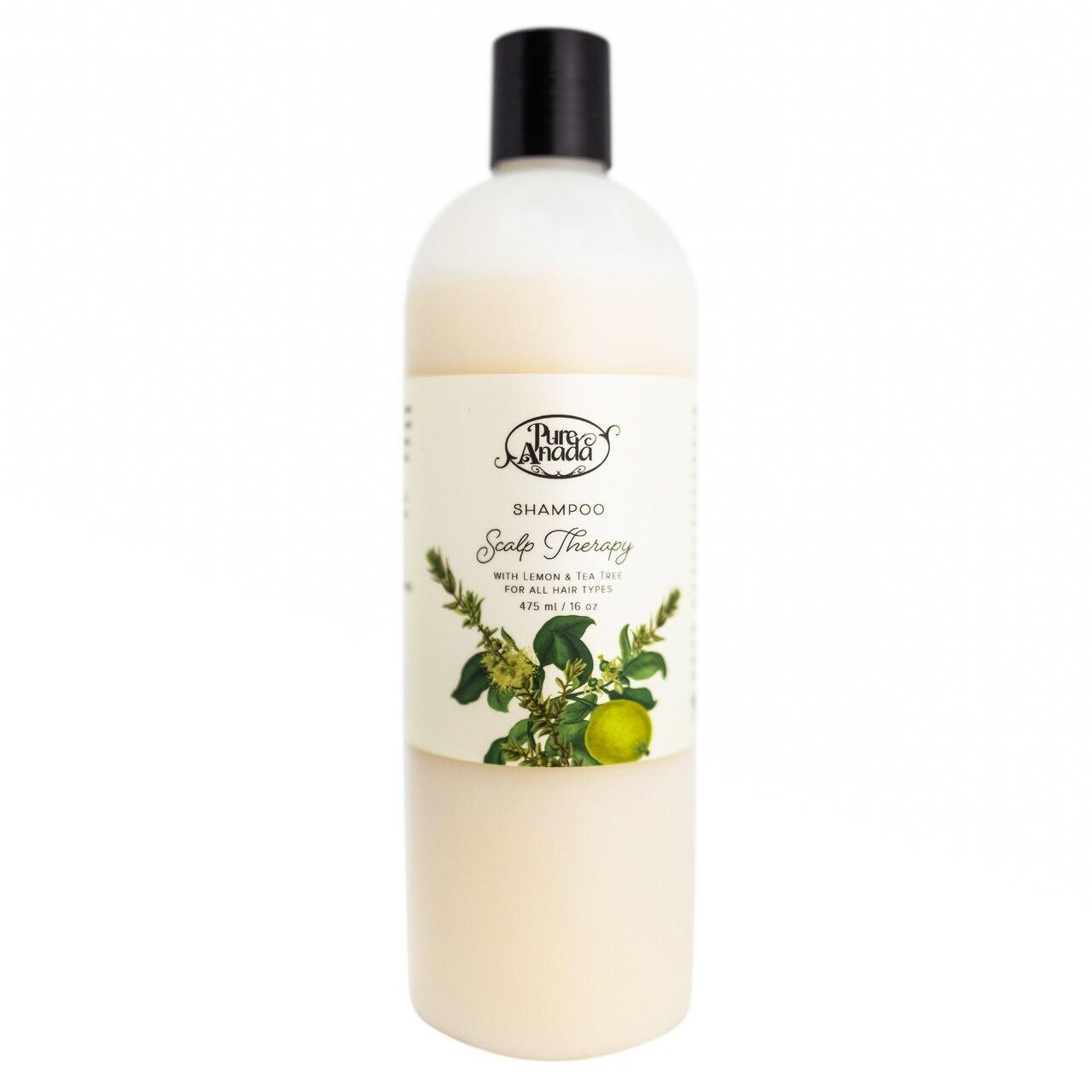 Shampoo - Scalp Therapy with Lemon & Tea Tree-1