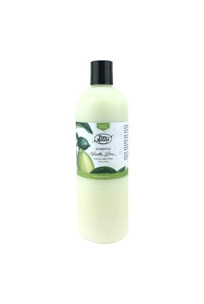Shampoo - Vanilla Lime