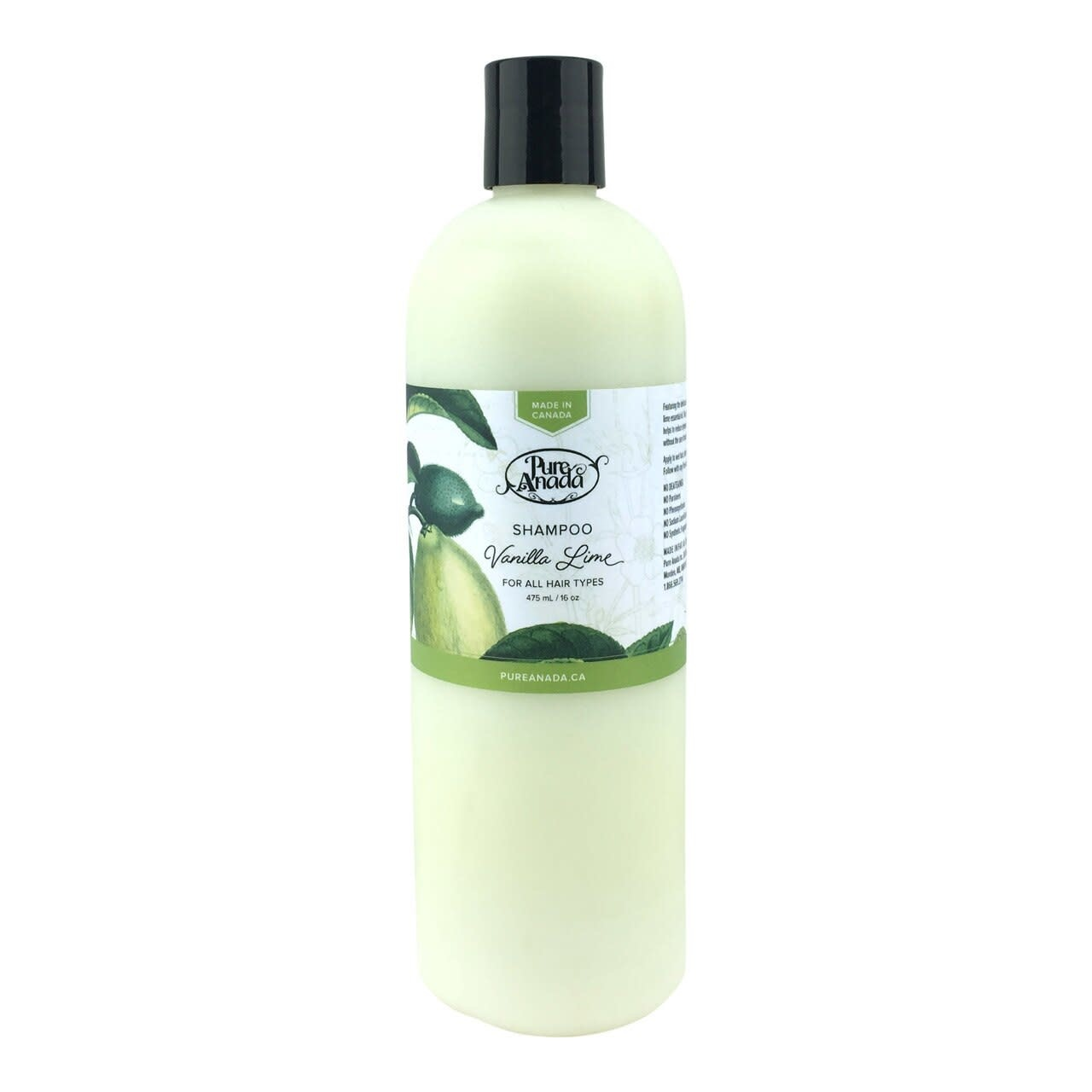 Shampoo - Vanilla Lime-1