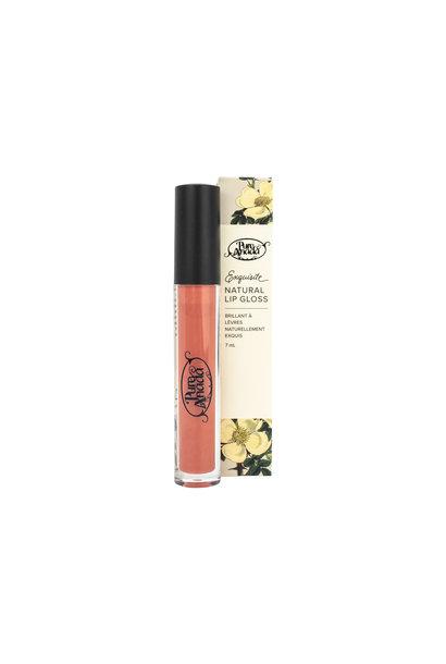 Exquisite Natural Lip Gloss - Peach (Matte)