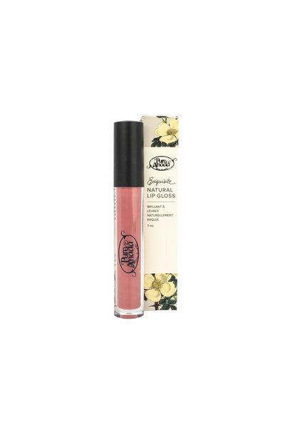 Exquisite Natural Lip Gloss - Plum (Matte)